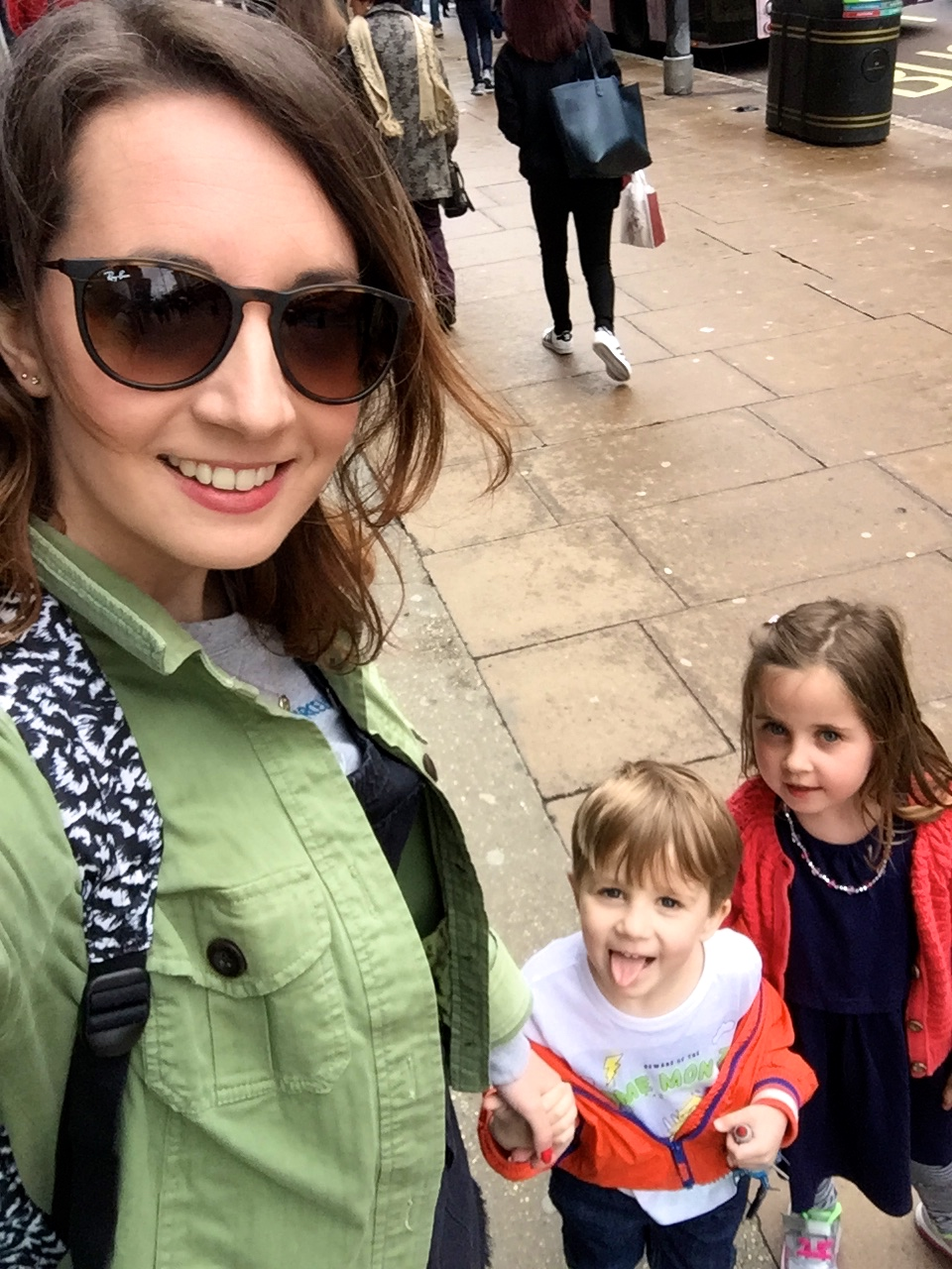 8 hours in london with kids