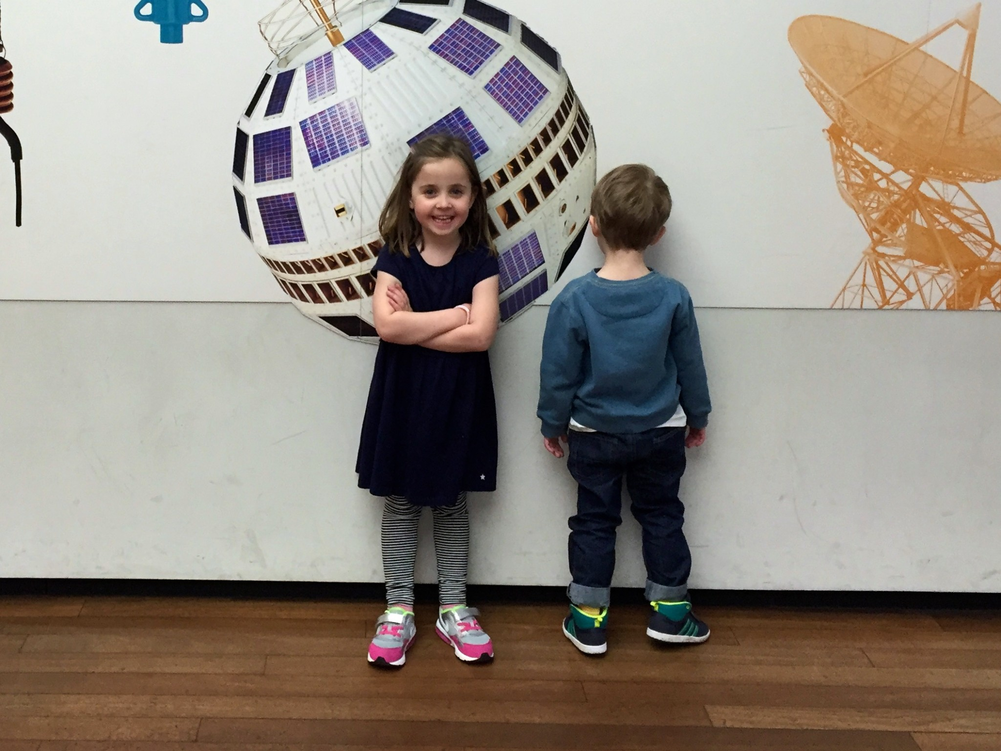 london with kids: science museum