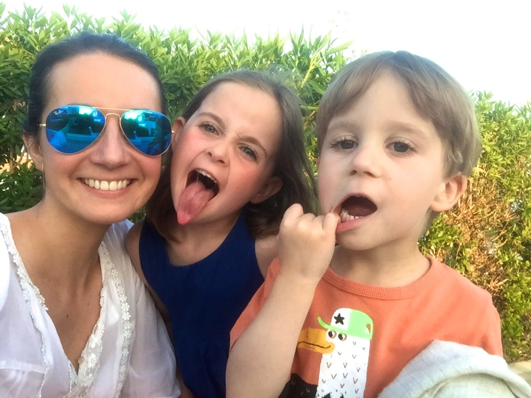 Surviving single parent holiday