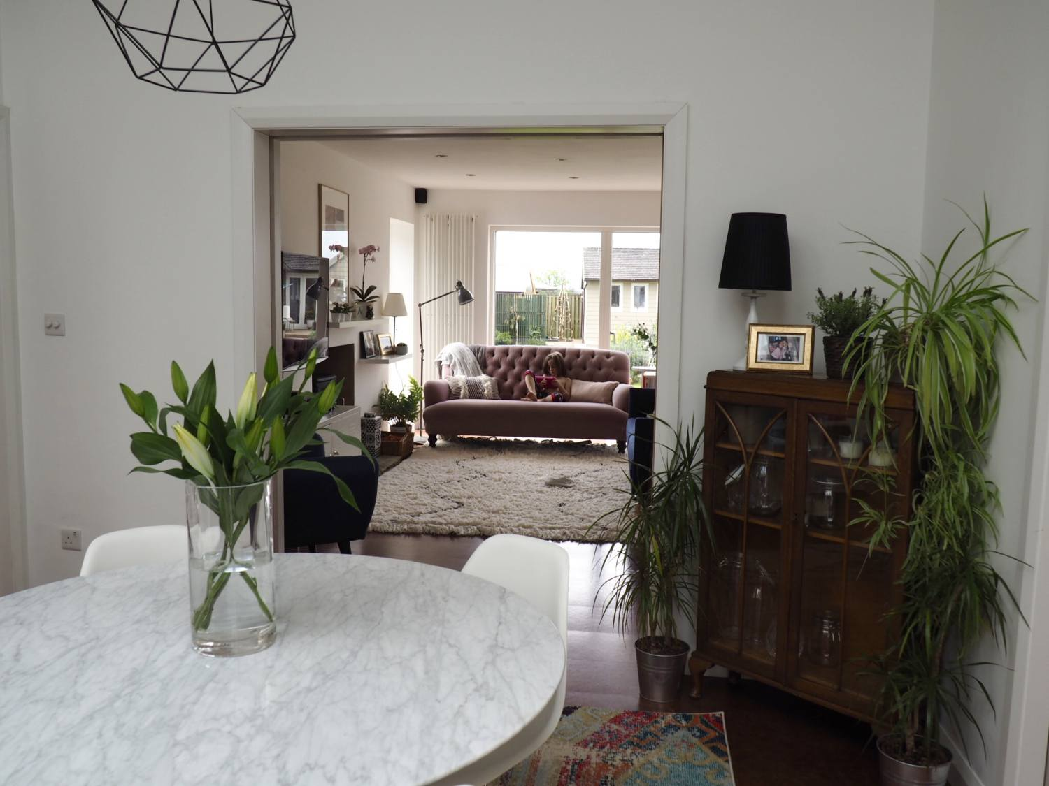 My House Tour - living space