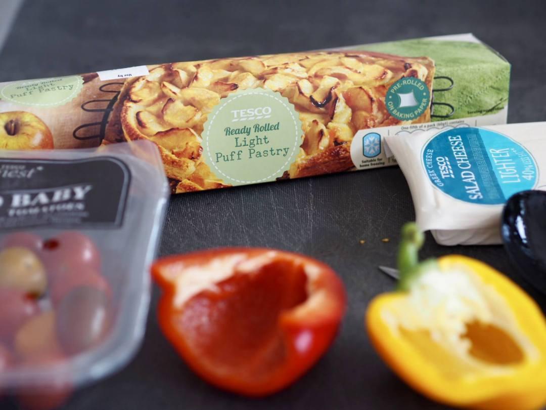 healthy choices with Tesco