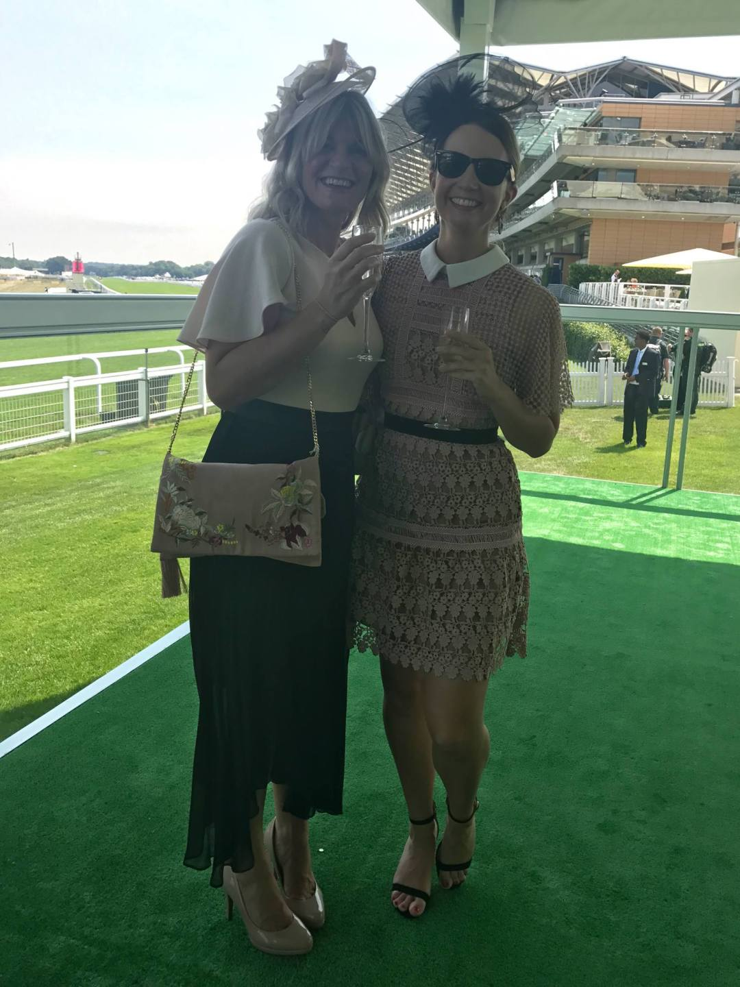 Ascot with Christy