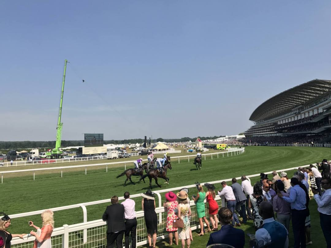 Royal Ascot with Christy