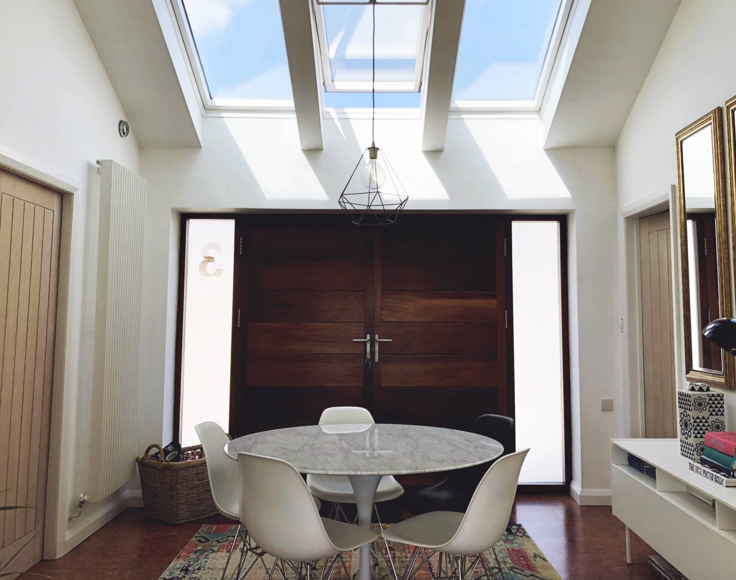 velux in an extension