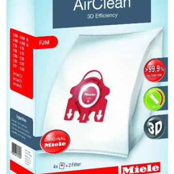 Miele AirClean 3D Efficiency FilterBags™ Type FJM