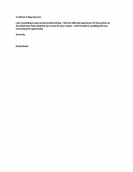 sample short cover letter narco penantly co