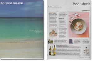 Telegraph Magazine 2013