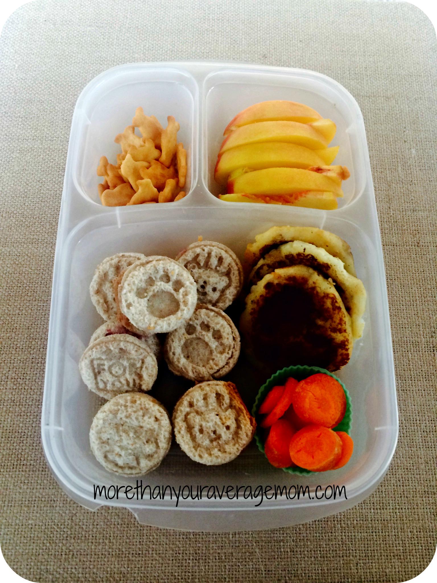 mini sandwich lunch