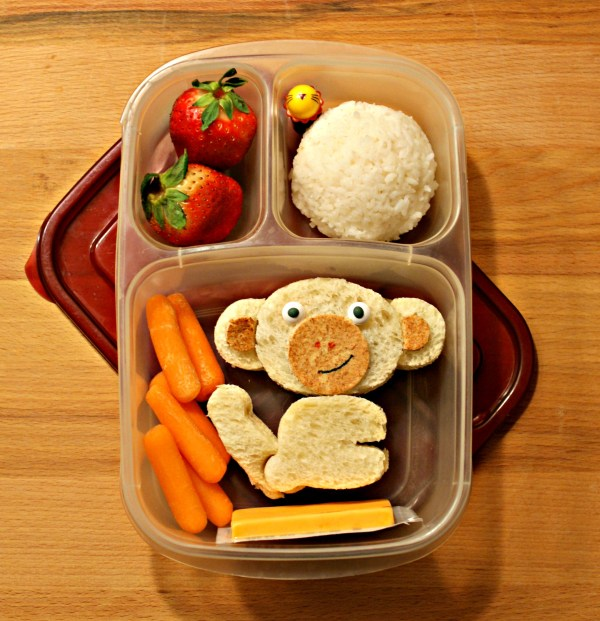 Chinese New Year Bento Lunch