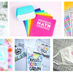 Top 10 Cricut personalized back to school supplies