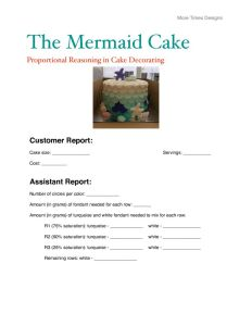 thumbnail of Proportional Reasoning Mermaid Cake Student Recording Sheet (3-5)