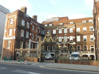 11 - Royal College of Arms - 2
