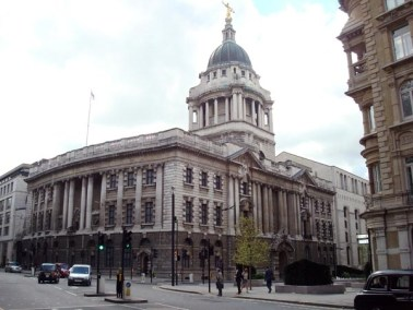 13 - Ludgate Hill - The Old Bailey - 1