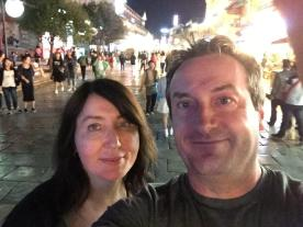 Selfie on West Street