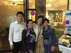 Ava's family