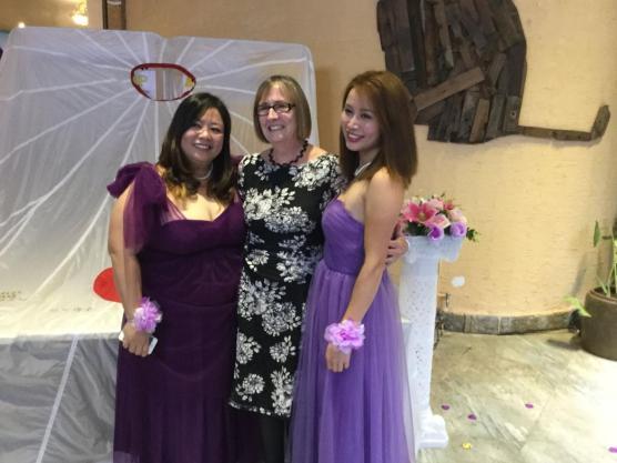 Mila, Penny & Mary