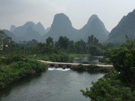 From Fuli Bridge