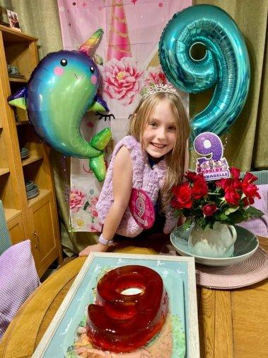 Annabelle's 9th Birthday