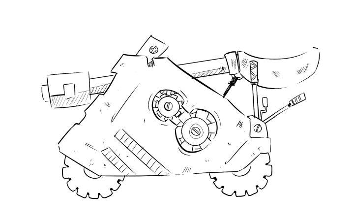 Catapult concept by Anastasia Majzhegisheva