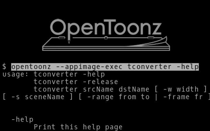 opentoonz-cli