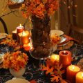Easy autumn centerpiece more with less today