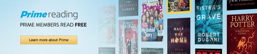Amazon Prime Reading program