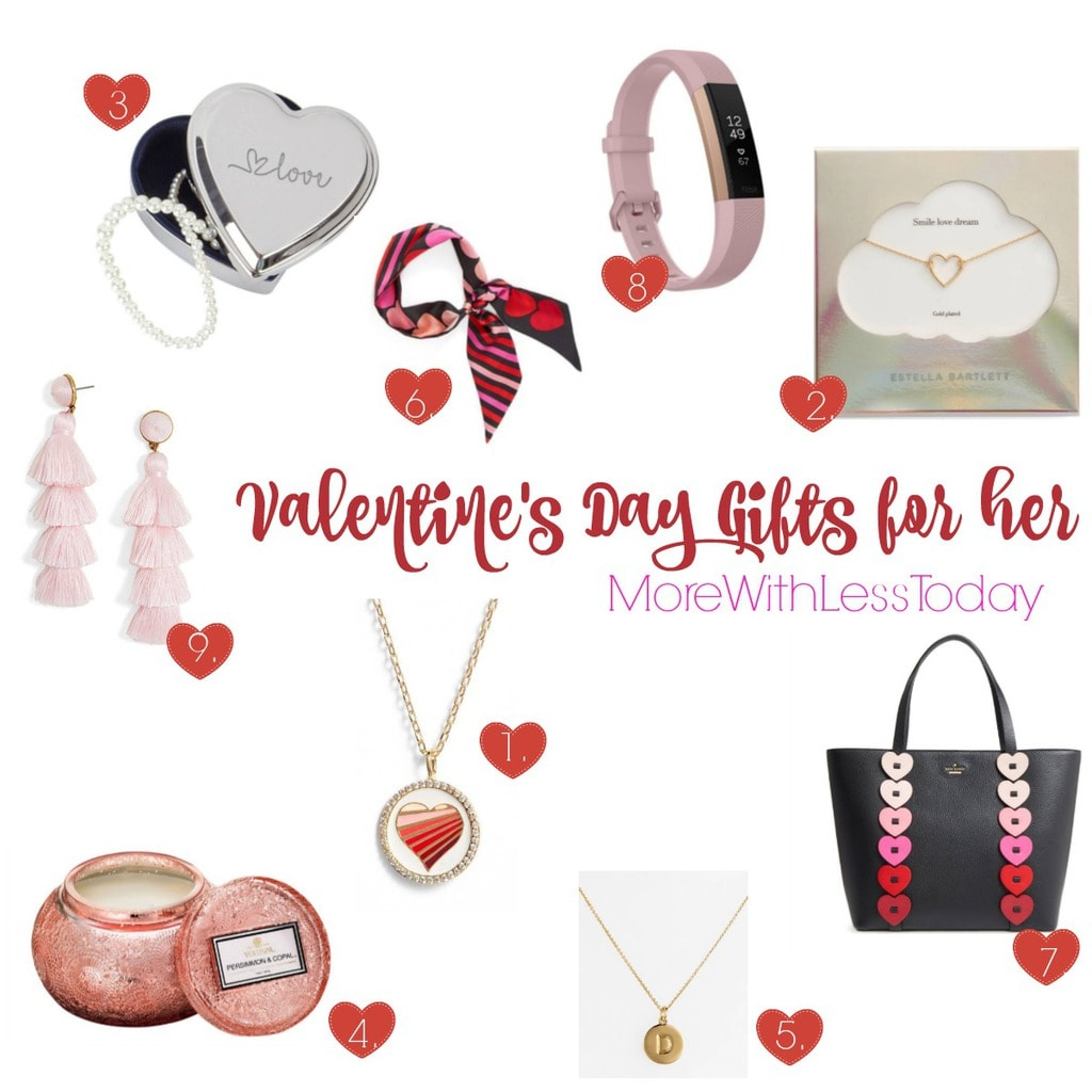 Valentine's Day Gift Guide for Her - See What We Found at Nordstrom! If you are looking for a special gift for her, check out these beautiful choices.