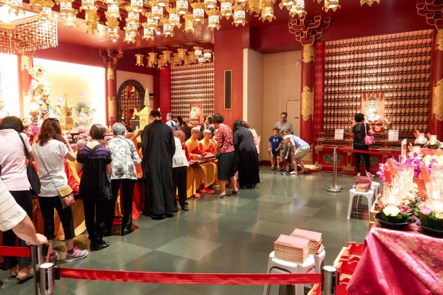 Buddha Center Activity