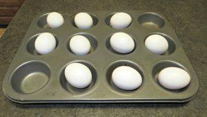 Meal Prep Hard Boiled Eggs - Authentically Amanda - www.mandamorgan.com