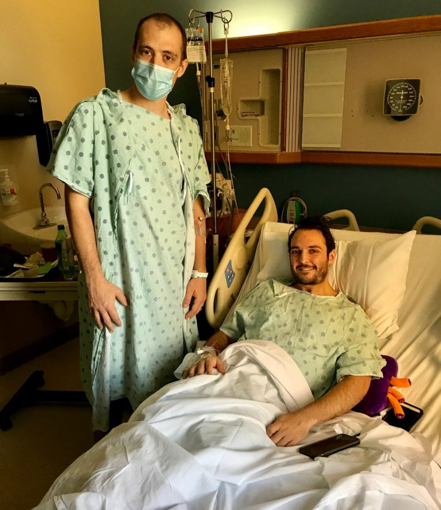 Kidney Transplant Surgery - Authentically Amanda - www.mandamorgan.com