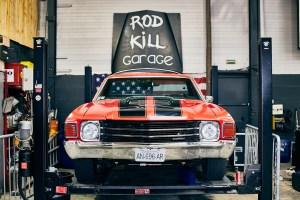 Inauguration du RodKill Garage