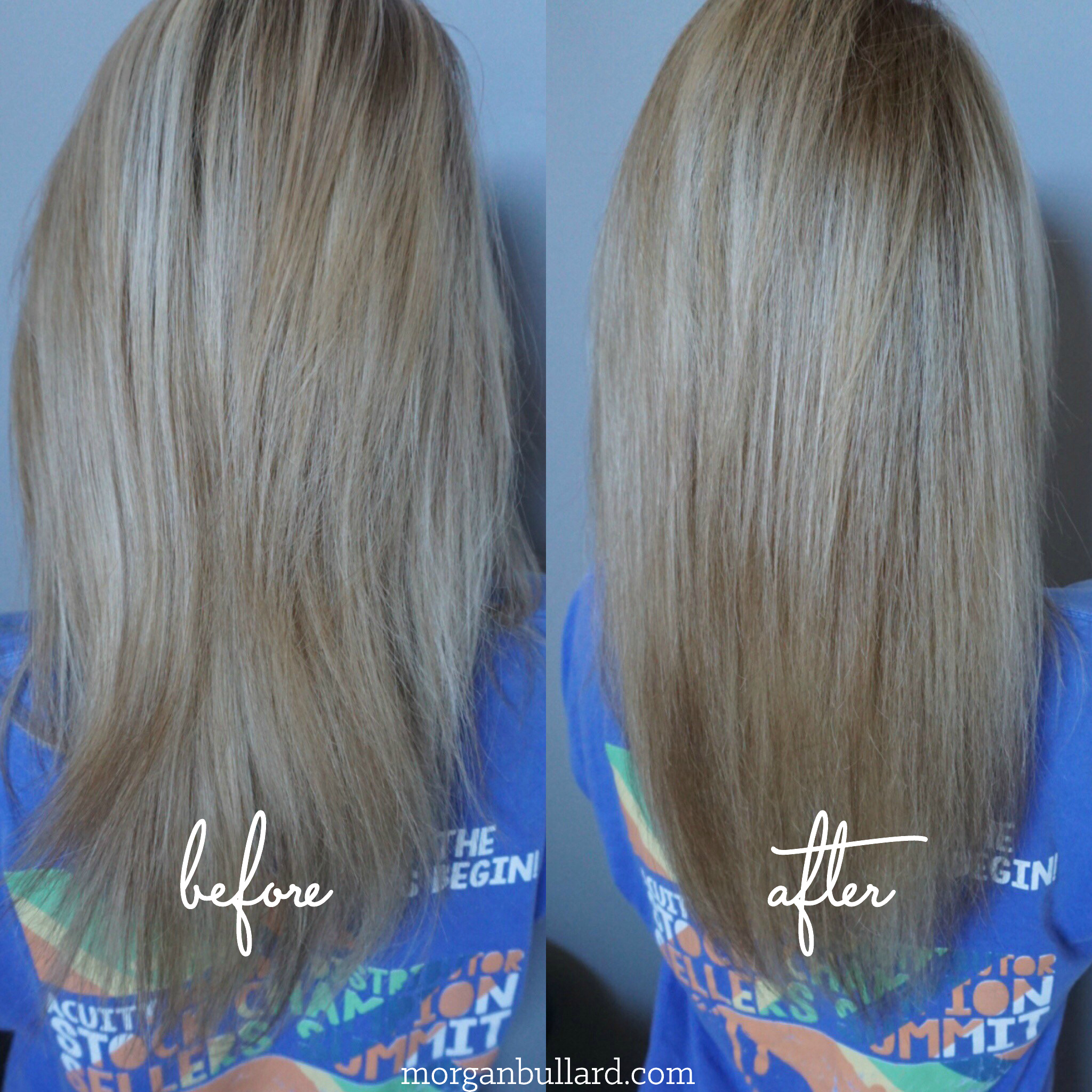 apple cider vinegar hair rinse before or after conditioner