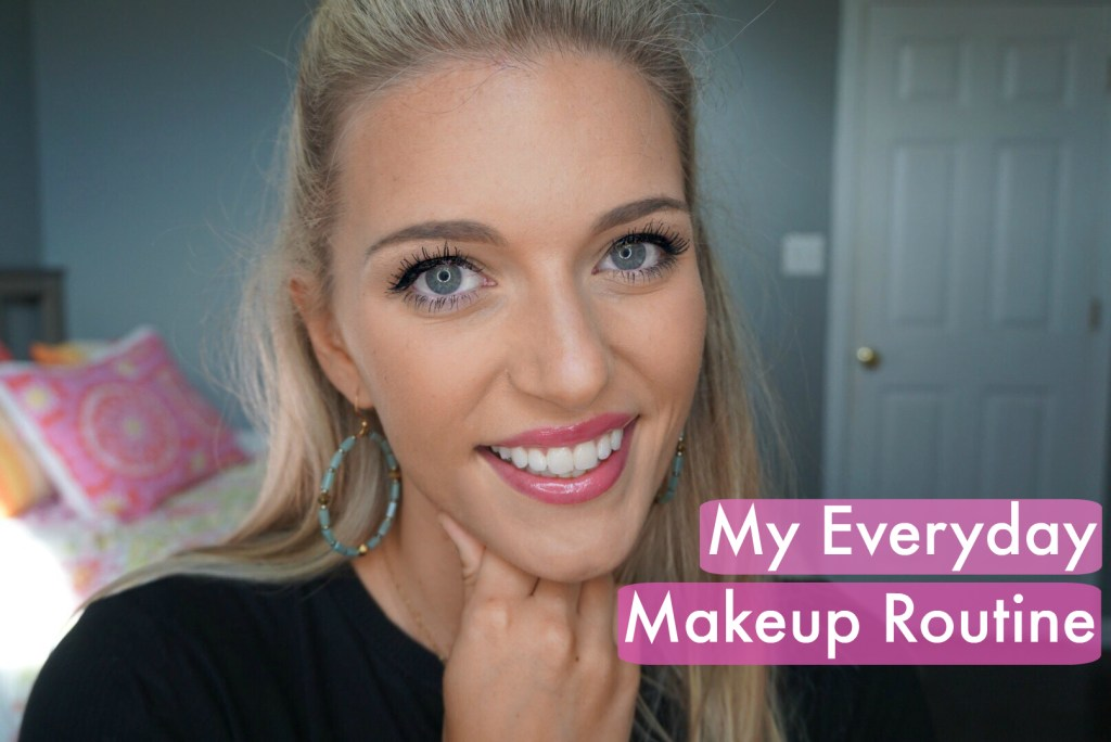 makeup routine2