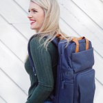 HP Powerup Backpack + HP Envy 13 Traveling on the Go
