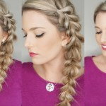 Pull Through Braid Tutorial: The Perfect Braid for Beginners!