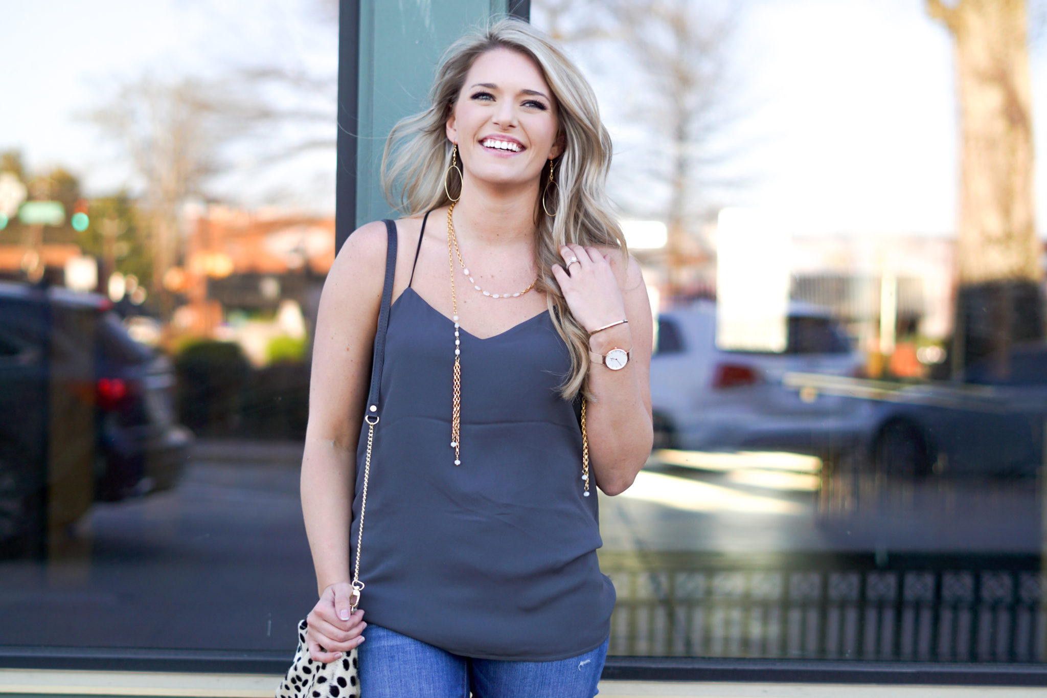 Spring Date Night My New Fave Tank The Barcelona Cami