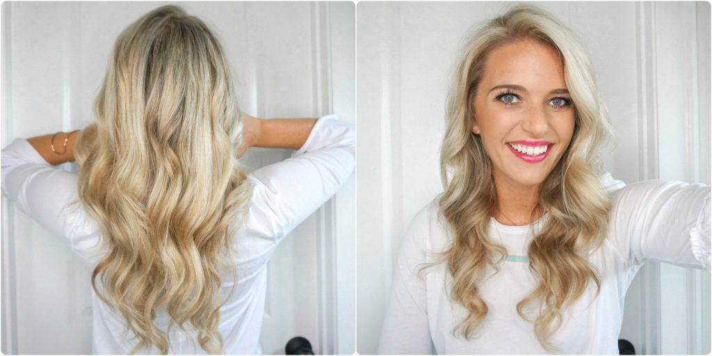My Everyday Curls with T3 Whirl Trio: How I Prep + Style