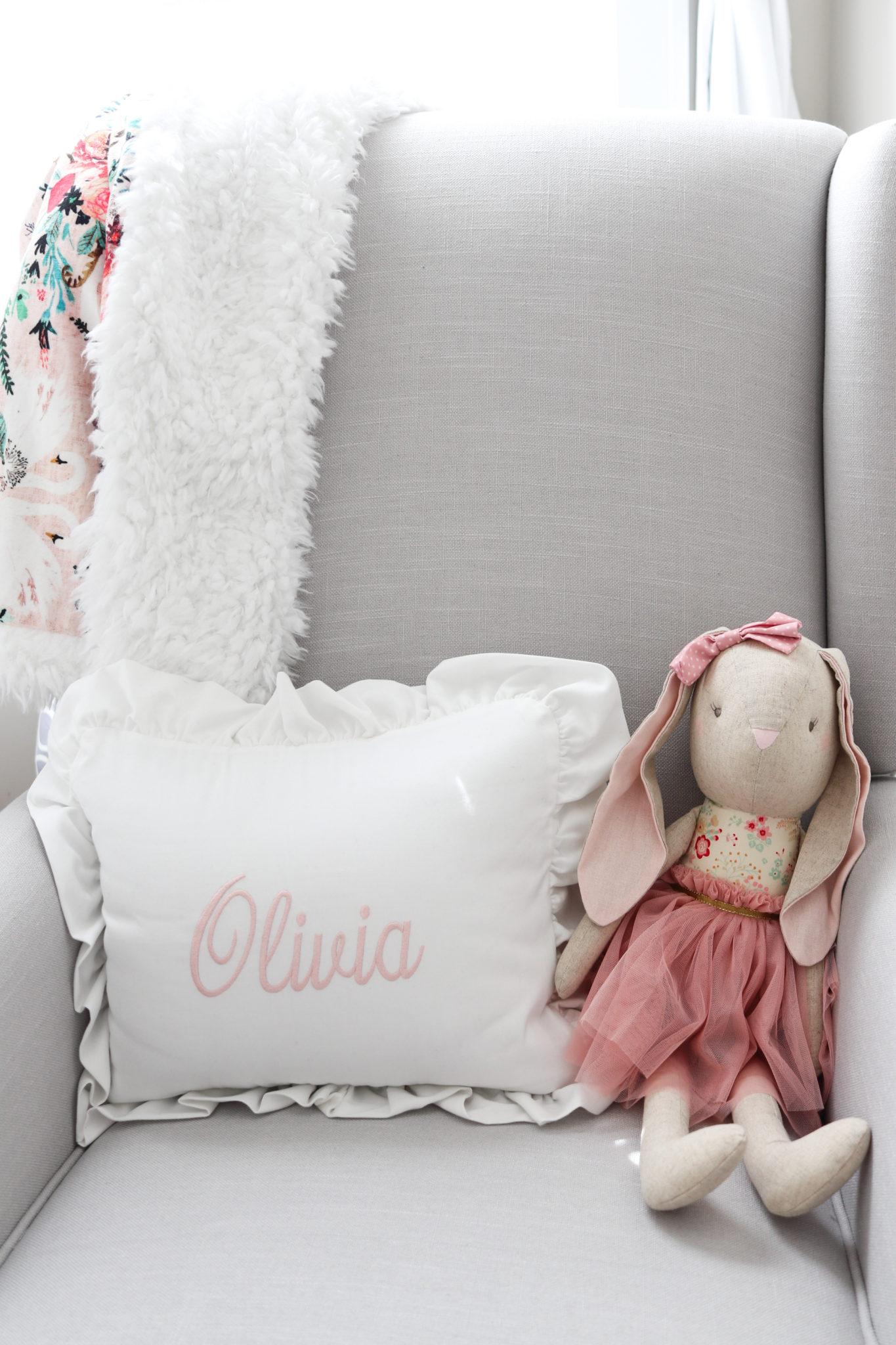 Olivia S Nursery Reveal Morgan Bullard