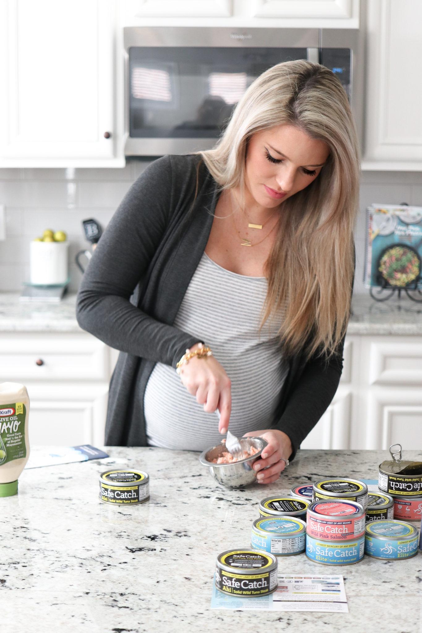 subway tuna ok for pregnancy / eating tuna while pregnant