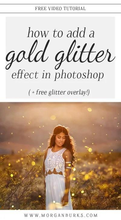 Glitter Overlay Photoshop Free : glitter, overlay, photoshop, Glitter, Overlays, Photoshop, Morgan, Burks