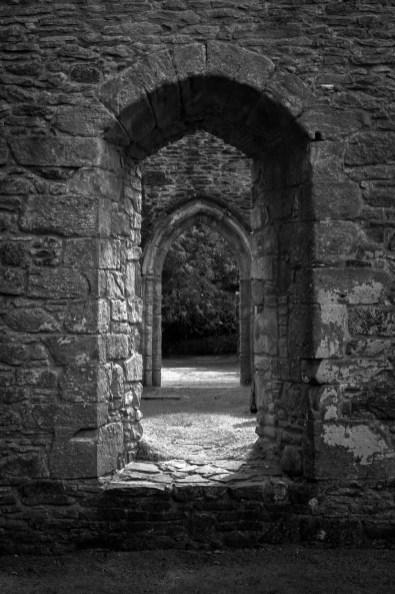 Ruine du prieuré d'Inchmahome