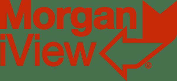 Morgan's iView logo