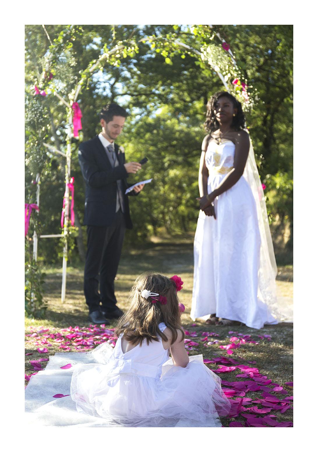 photographe morgane boem mariage evenements montpellier ceremonie exterieure