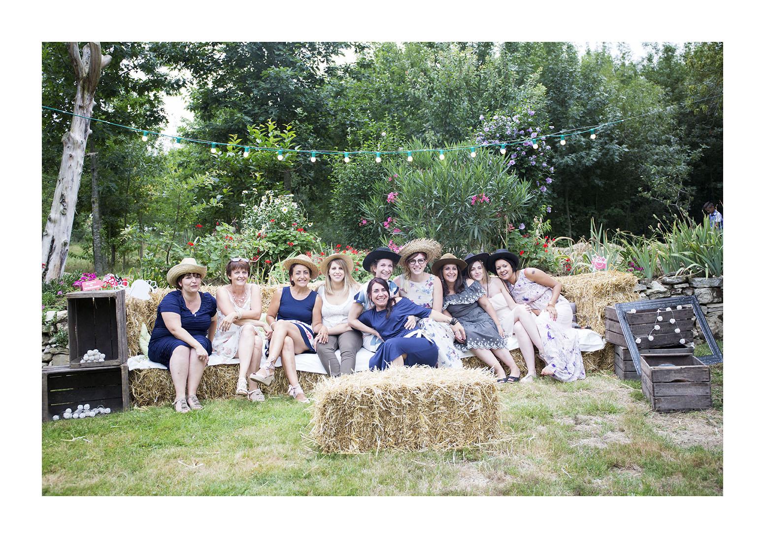 groupe photo mariage