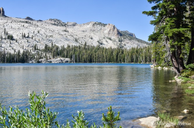 Yosemite - May Lake