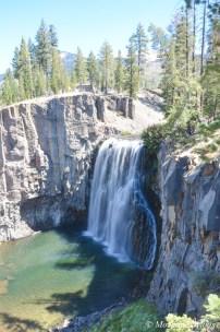 Mammoth Lakes - Rainbow Falls