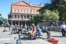New Orleans: French Quarter - Jackson Square