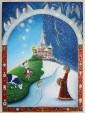 Painting n°7 - Saint Basil's Cathedral