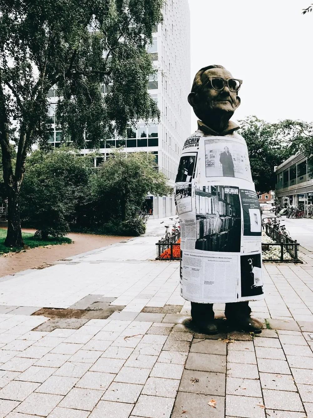 Münster et son Skulptur Projekte 3