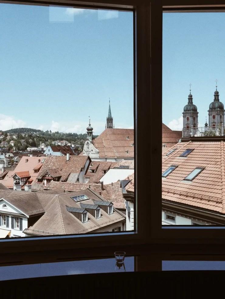 Einstein Hotel - Tower view